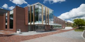 The University of Guelph, John T. Powell Building Addition and Renovation for Student Health and Wellness Services