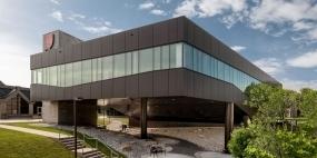 Huron University College, Academic Building