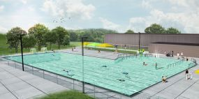 City of Burlington, Nelson 50m Pool and Wading/Splash Pool Replacement