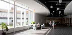 Sault College, Student Commons – The Hub