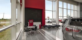 Oxford Dodge Chrysler Dealership
